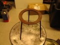 Rusted Stand
