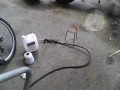 Small Sandblasting Setup 1