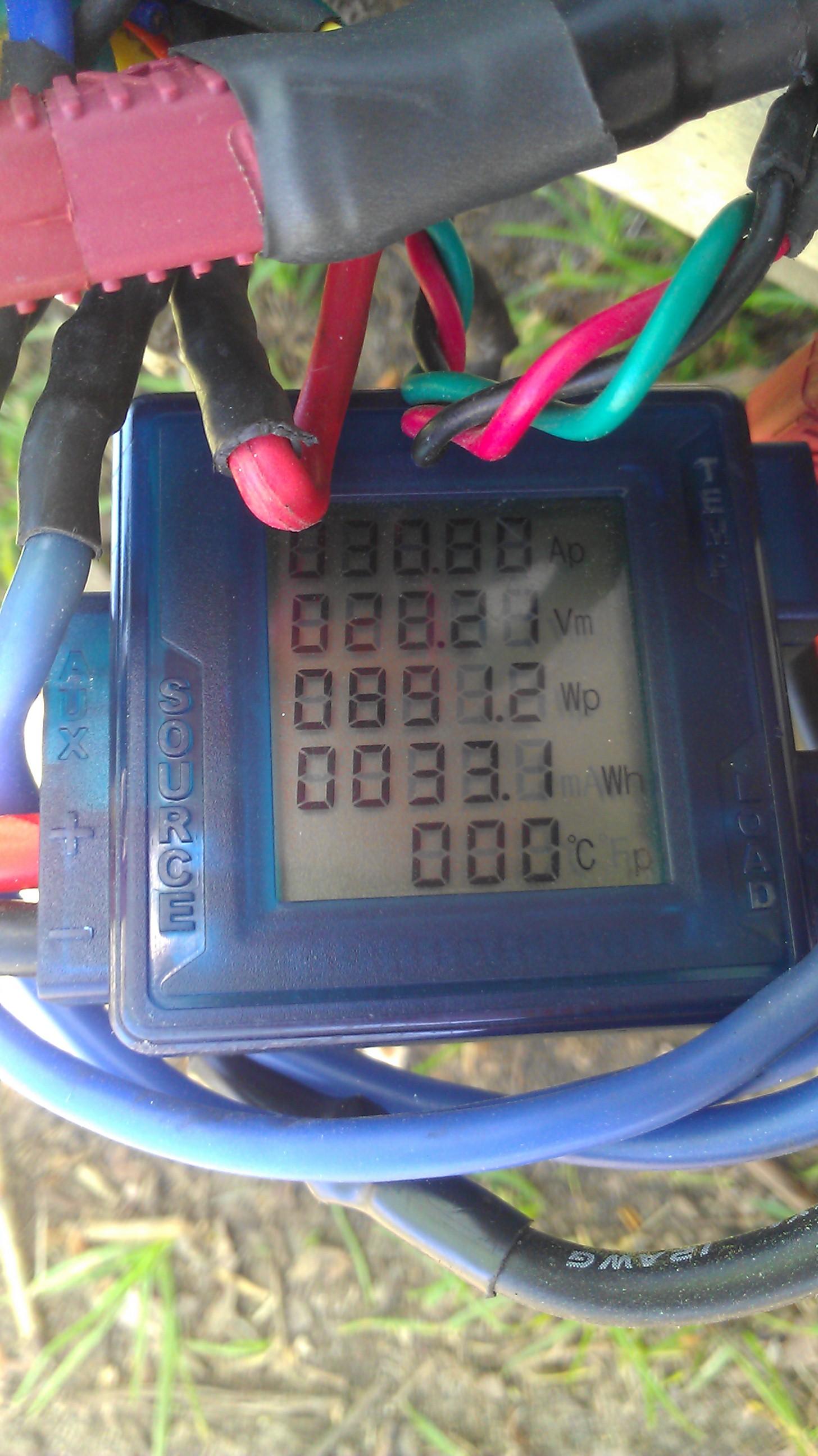 Madien Voyage Mk3 Battery