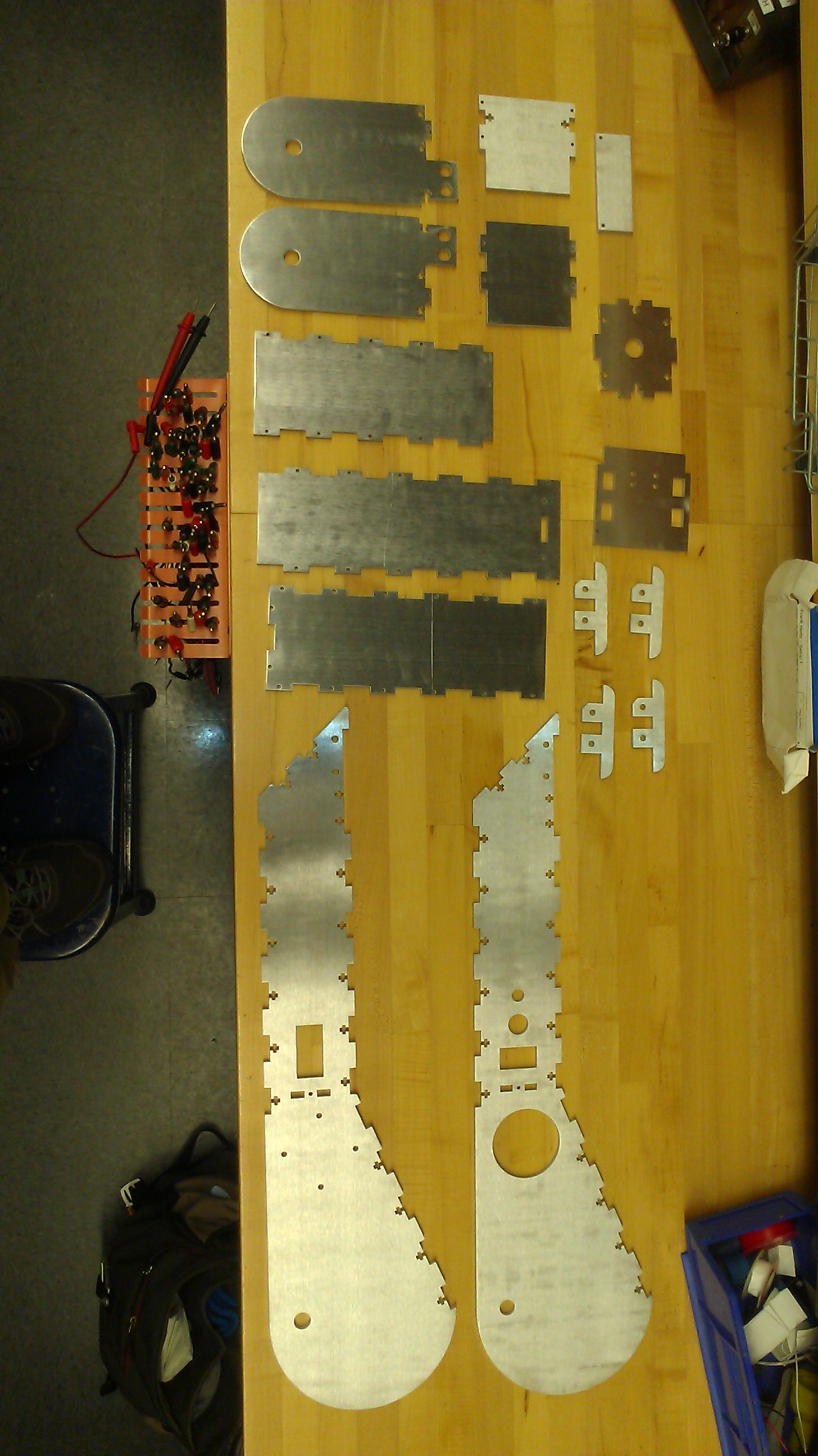 Waterjet parts 2