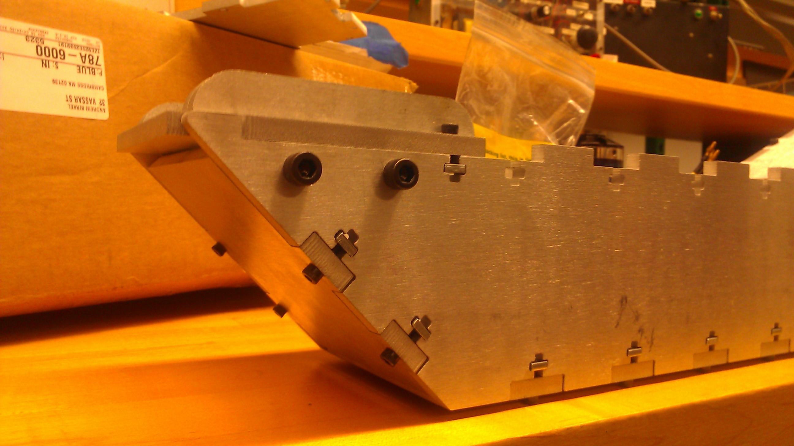 Front Fork Adapter setup 2