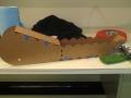 Laser Cut Cardboard 1