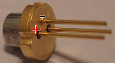 Laser Diode Pinout