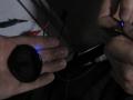 Unfocused Laser Diode