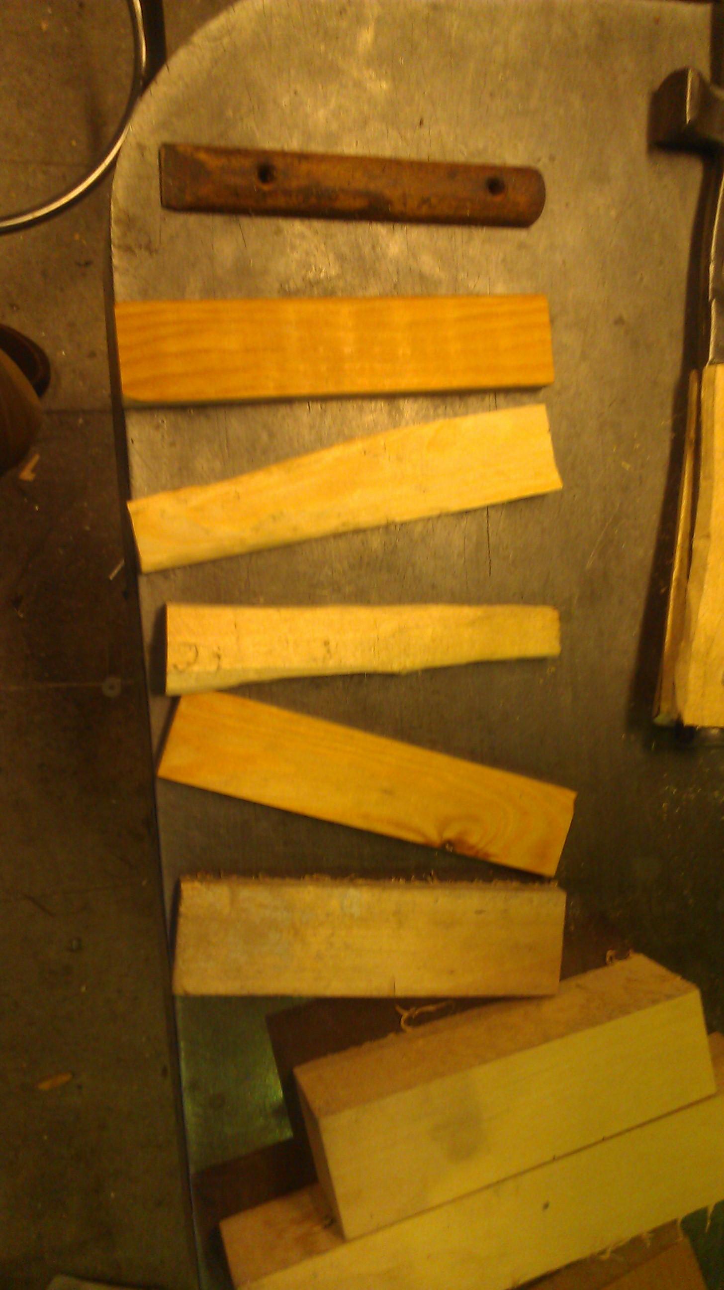 Scrap Wood Types 3