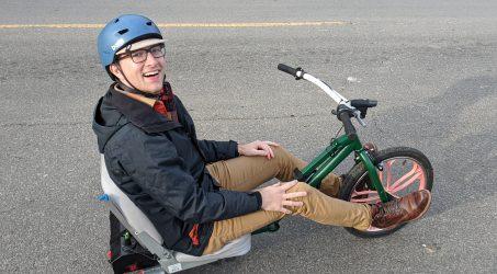 [02.2020]Cruzin' in style: An Electric Trike