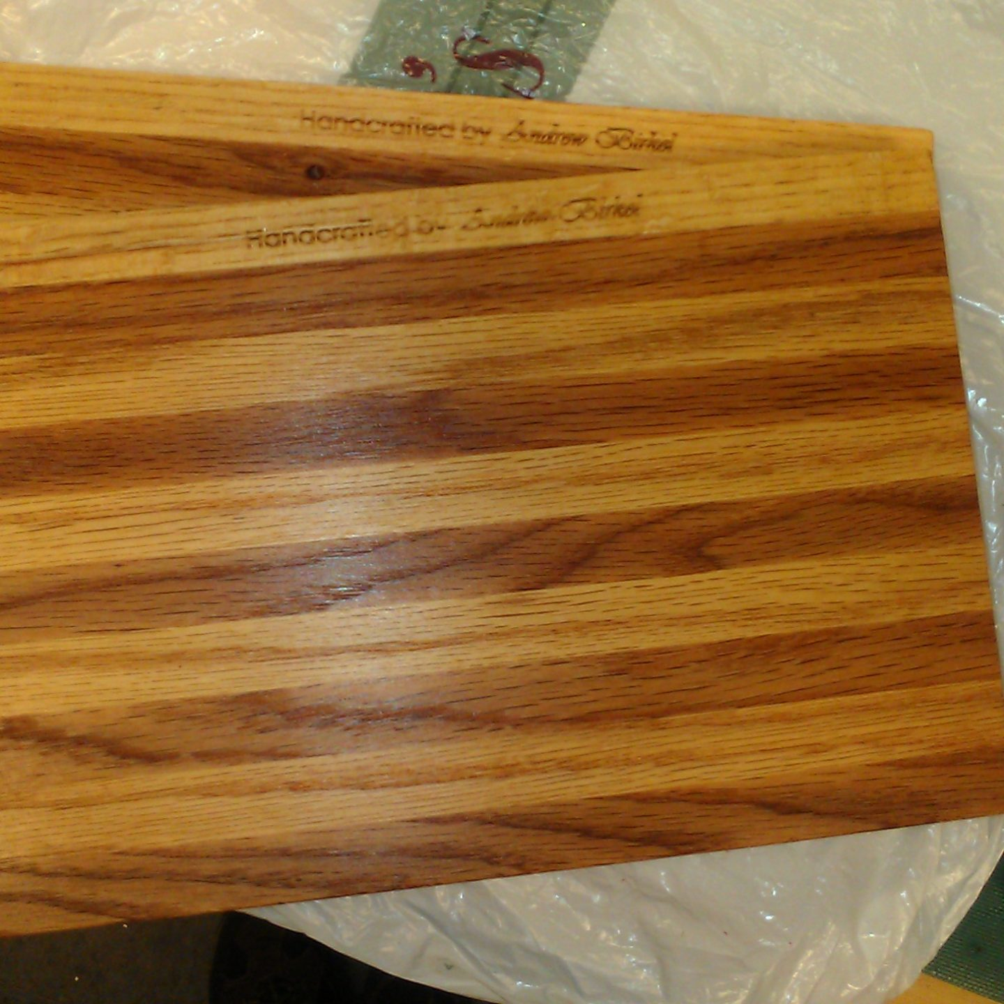 [07.14.14]Home-made Cutting Boards: Simple Wood-working