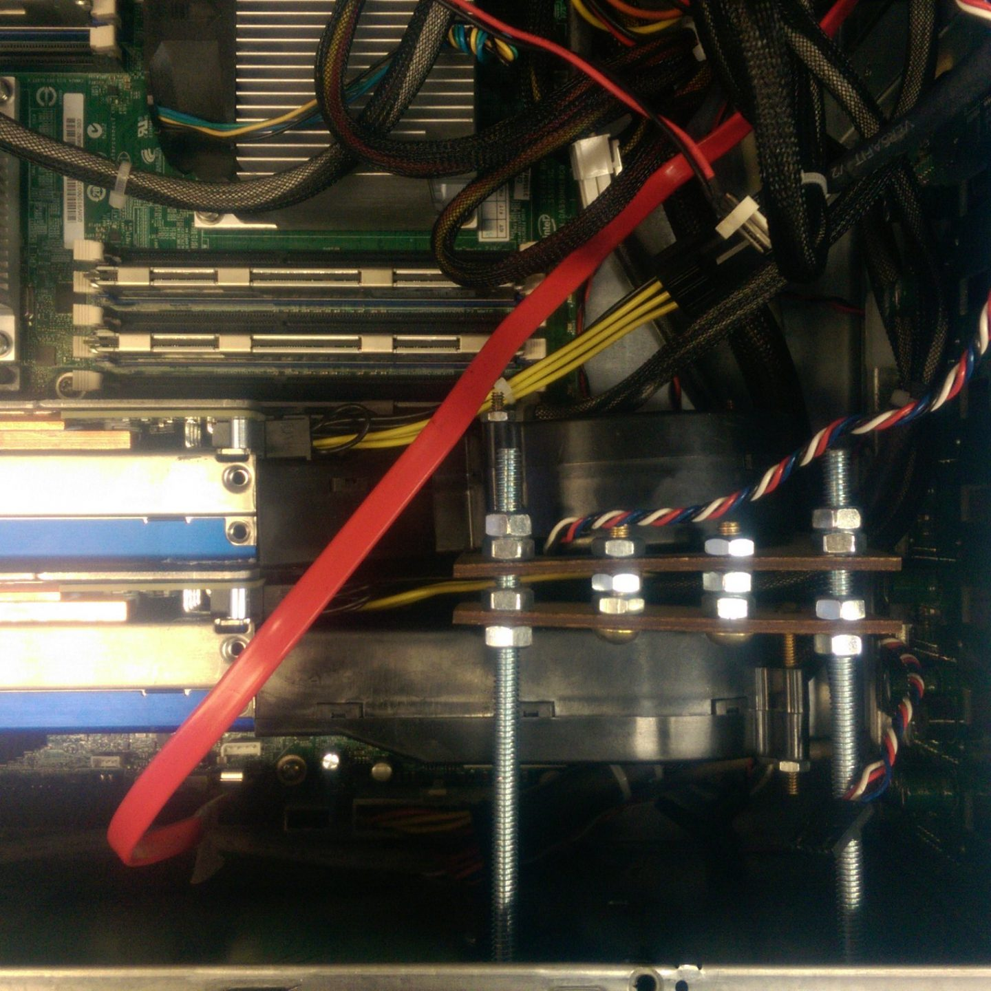 [5.13.15] Xeon Phi Forced Air Cooler