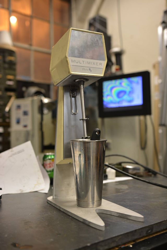 [3.6.16] Milkshake Machine Refurb.